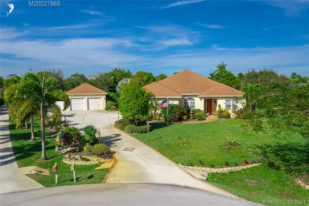 1831 NE Crabtree Lane, Jensen Beach, FL 34957 - #: M20027865