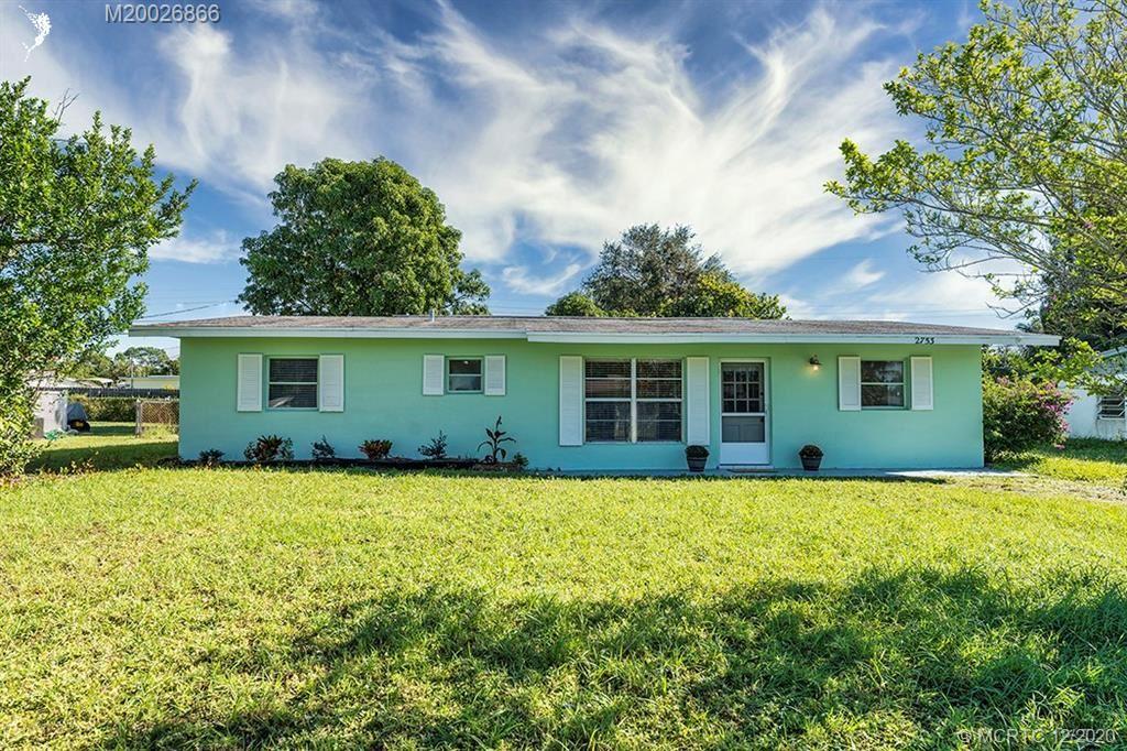 2753 NE Spruce Ridge Avenue, Jensen Beach, FL 34957 - #: M20026866