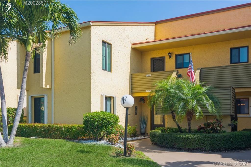 5353 SE Miles Grant Road #F201, Stuart, FL 34997 - MLS#: M20028871