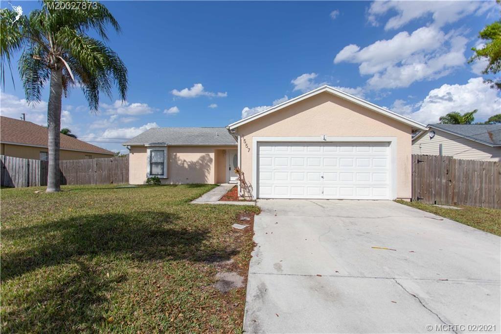 1557 SW Jacksonville Avenue, Port Saint Lucie, FL 34953 - #: M20027873