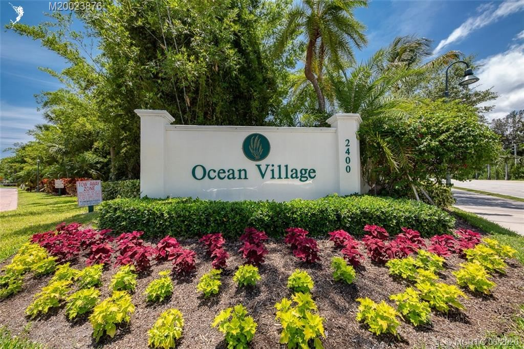 2400 S Ocean Drive #4241, Fort Pierce, FL 34949 - MLS#: M20023876