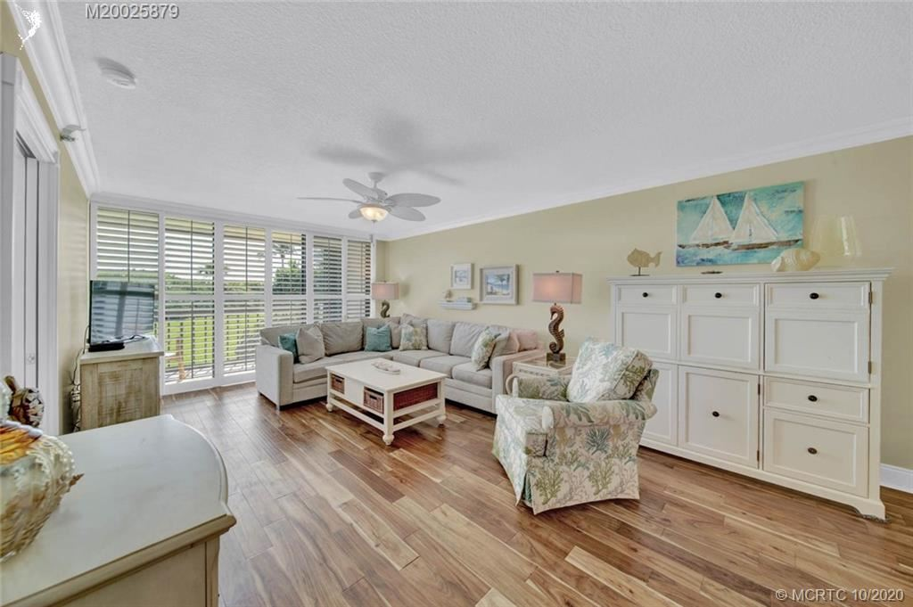Photo of 8880 S Ocean Drive #108, Jensen Beach, FL 34957 (MLS # M20025879)