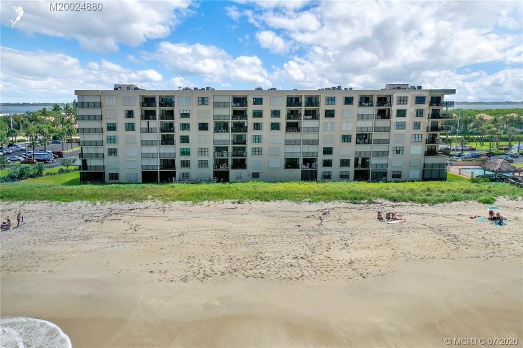 10200 S Ocean Drive #408, Jensen Beach, FL 34957 - MLS#: M20024880