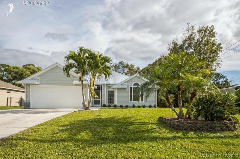 1981 SW Lennox Street, Port Saint Lucie, FL 34953 - MLS#: M20026882