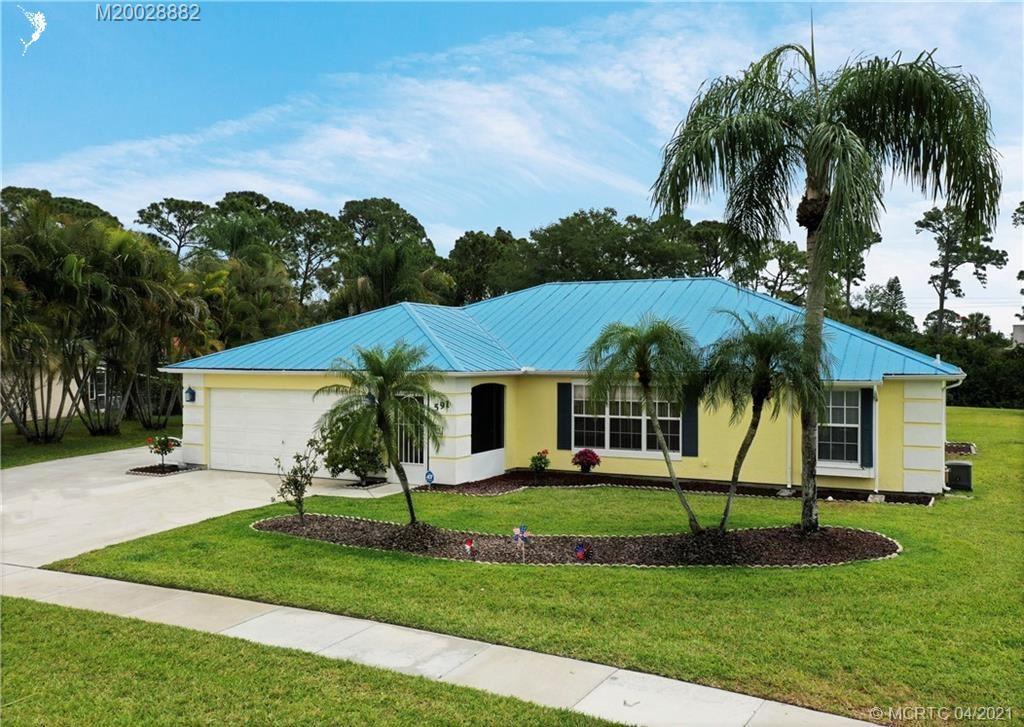 591 NE Solida Circle, Port Saint Lucie, FL 34983 - MLS#: M20028882