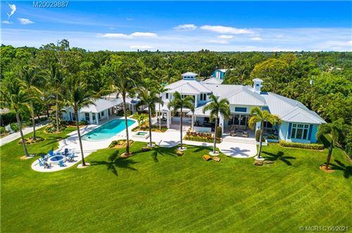 Photo of 3055 SE Saint Lucie Boulevard, Stuart, FL 34997 (MLS # M20029887)
