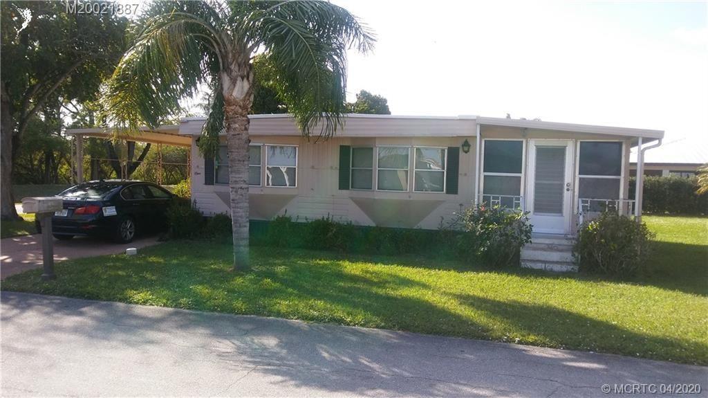 1 Hermosa Lane, Port Saint Lucie, FL 34952 - MLS#: M20021887