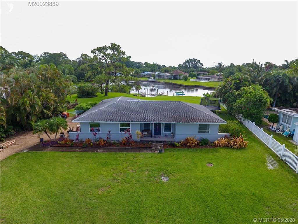 1375 NW Pine Lake Drive, Stuart, FL 34994 - #: M20023889