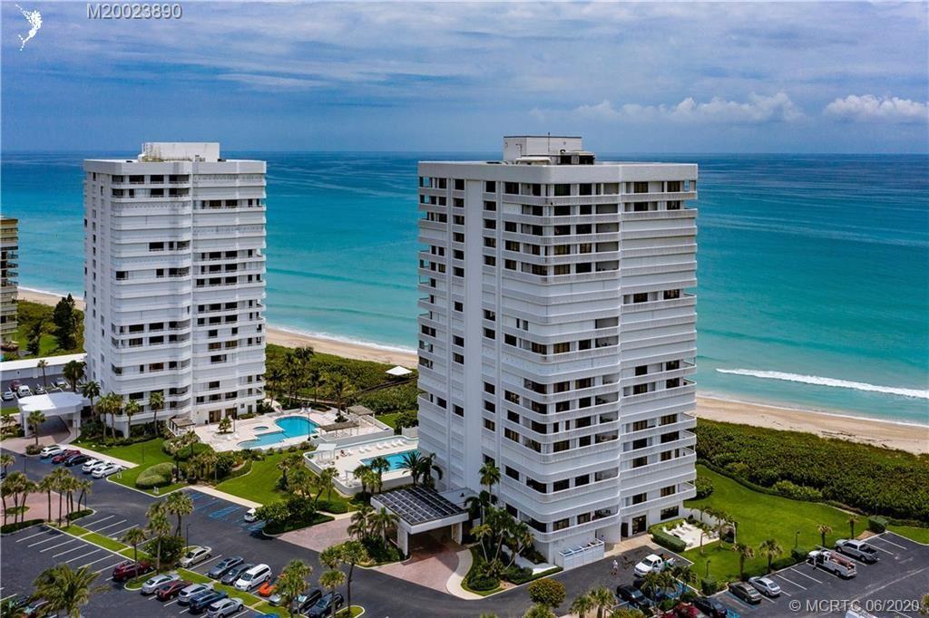 9960 S Ocean Drive #704, Jensen Beach, FL 34957 - #: M20023890