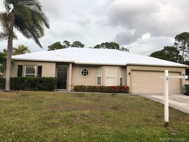 1873 SW Penrose Avenue, Port Saint Lucie, FL 34953 - #: M20028890