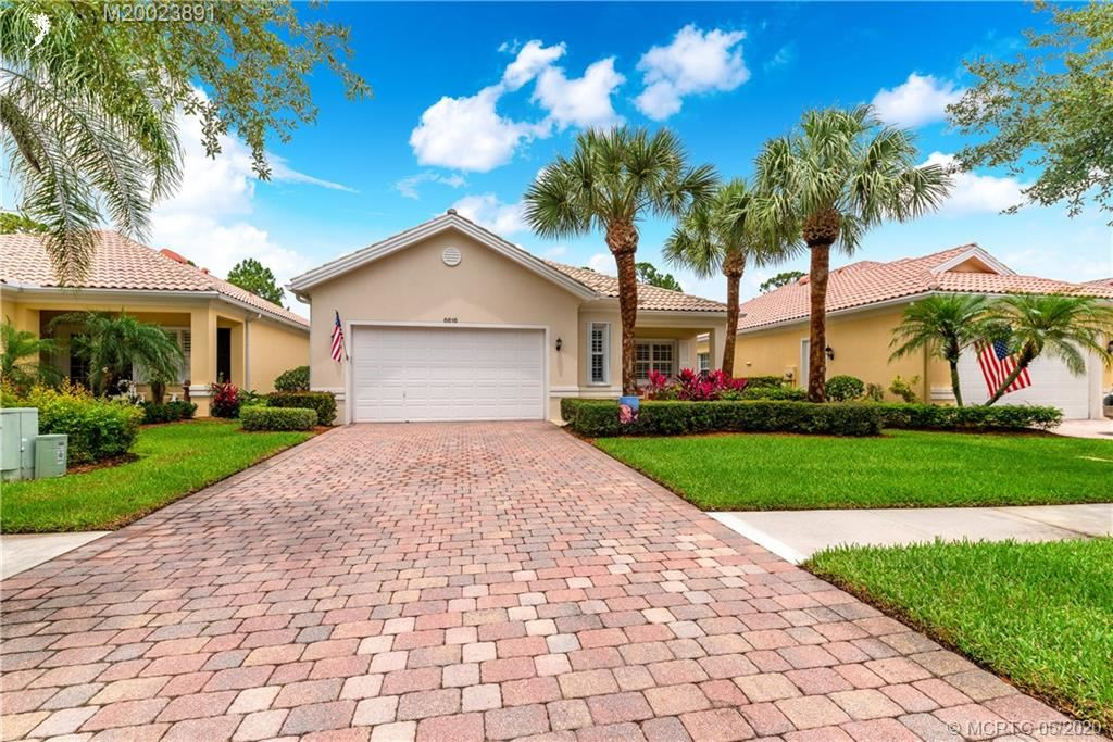 8616 SW Cruden Bay Court, Stuart, FL 34997 - #: M20023891