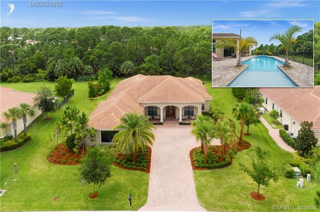 3331 SW Blue Daze Way, Palm City, FL 34990 - #: M20024892