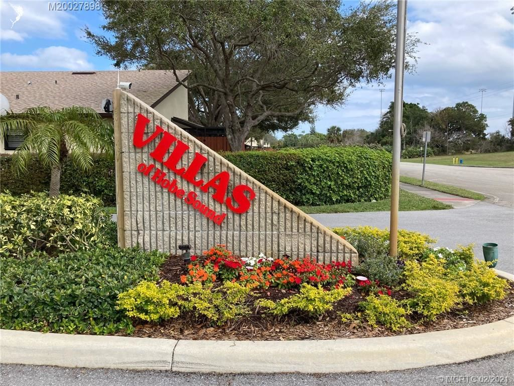 7944 SE Villa Circle, Hobe Sound, FL 33455 - #: M20027898