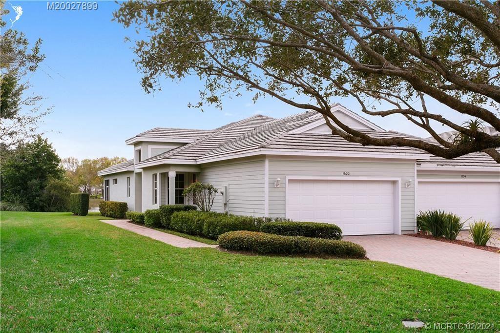 1600 N Tidewater Place SE, Stuart, FL 34997 - MLS#: M20027899