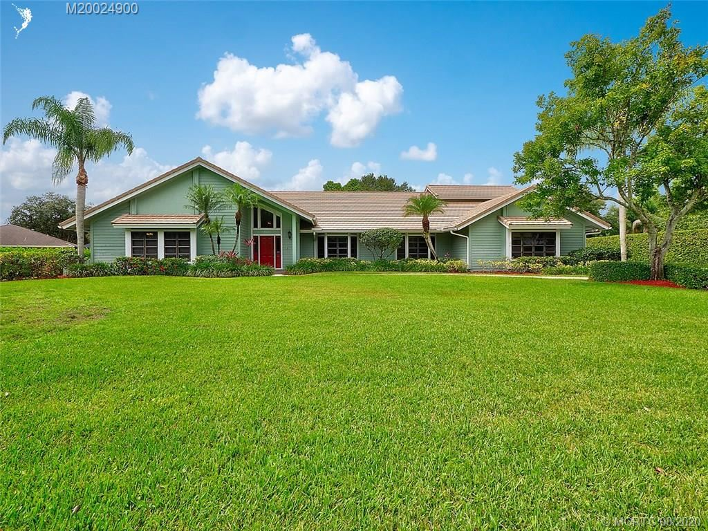 2581 SW Racquet Club Drive, Palm City, FL 34990 - #: M20024900
