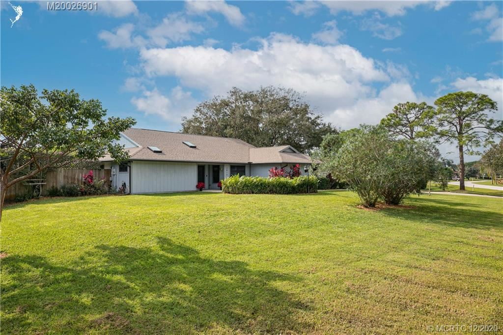 3410 SW Canoe Creek Terrace, Palm City, FL 34990 - #: M20026901