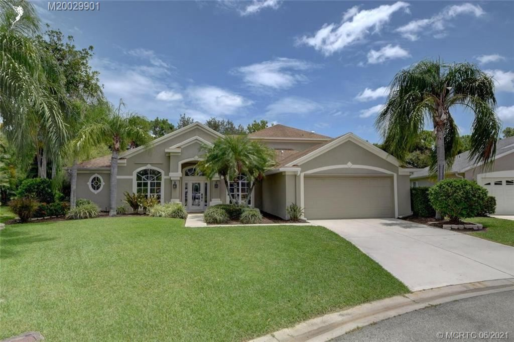 388 NW Canna Way, Jensen Beach, FL 34957 - #: M20029901