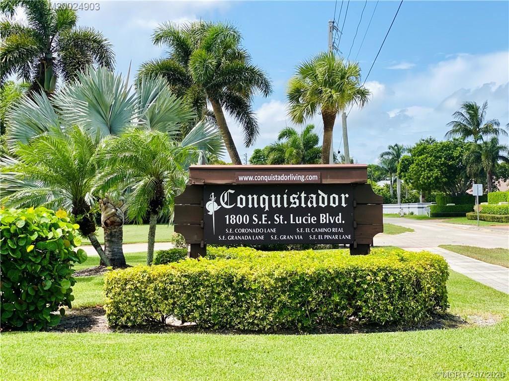 1800 SE Saint Lucie Boulevard #3-104, Stuart, FL 34996 - #: M20024903