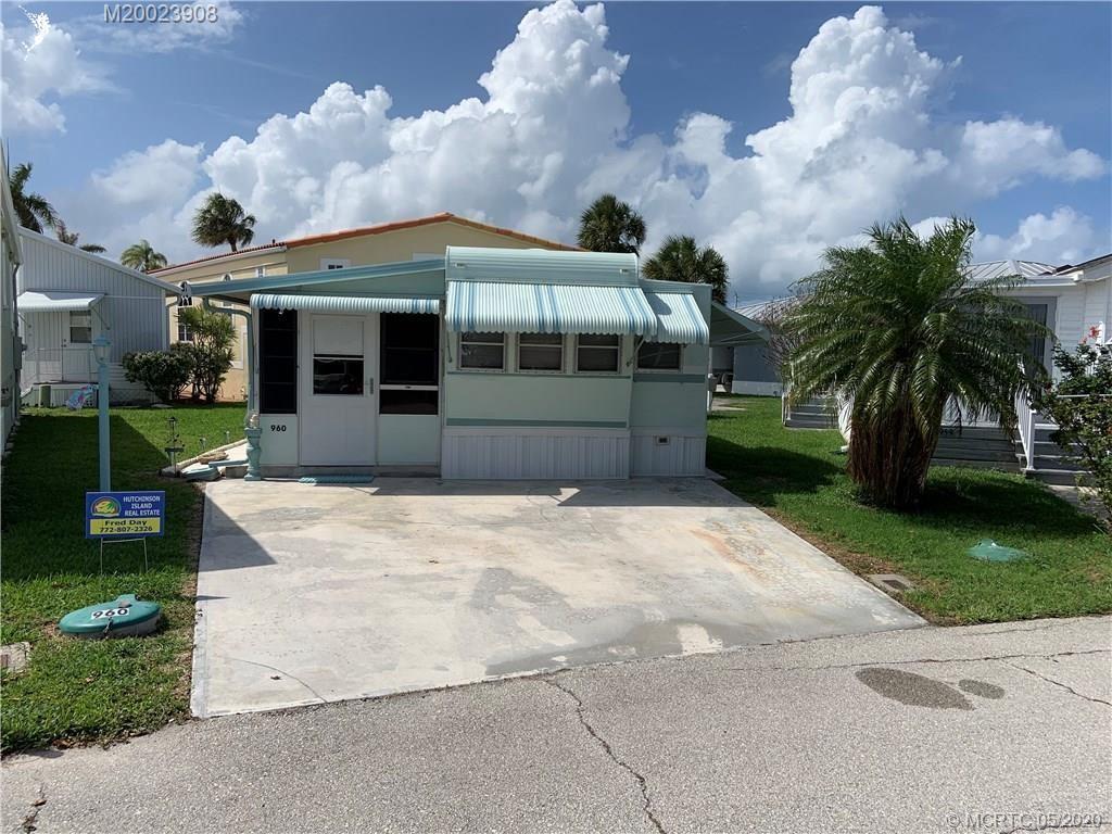 960 Nettles Boulevard, Jensen Beach, FL 34957 - #: M20023908