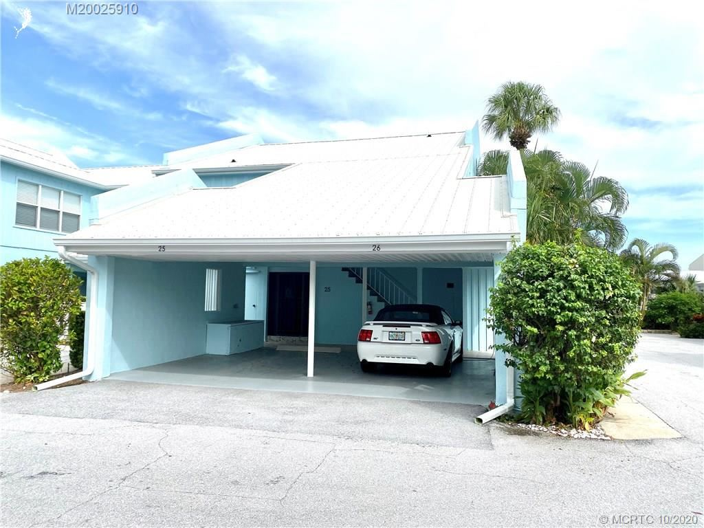 Photo of 3901 SE saint lucie Boulevard #D-26, Stuart, FL 34997 (MLS # M20025910)