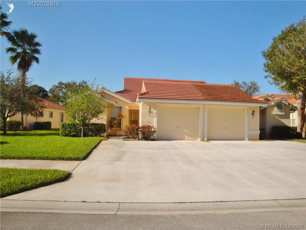 1466 SW Greens Pointe Way, Palm City, FL 34990 - MLS#: M20026910