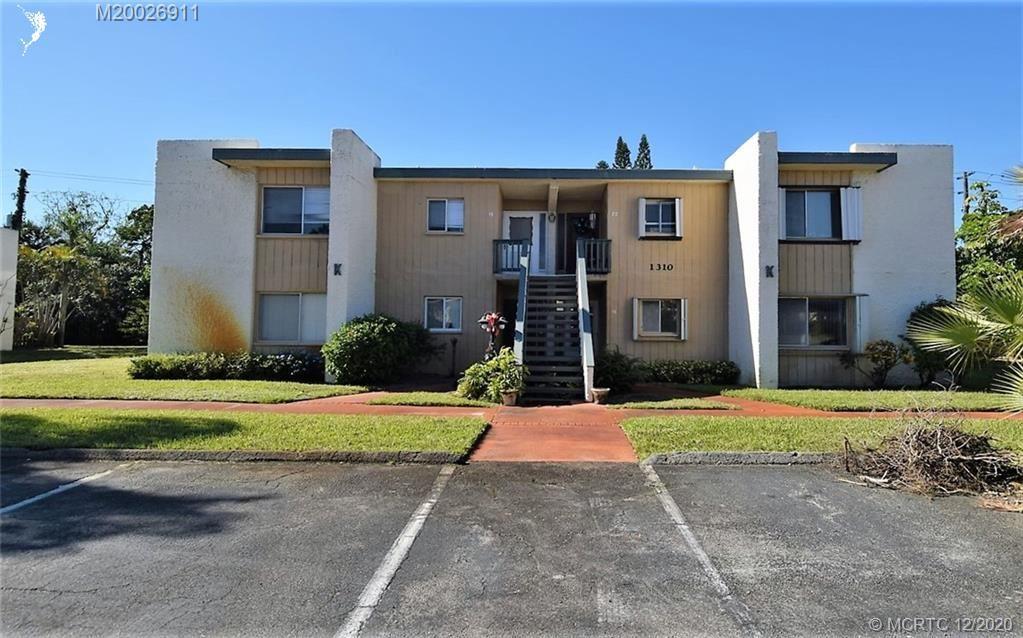 1310 NE 14th Court #K18, Jensen Beach, FL 34957 - MLS#: M20026911