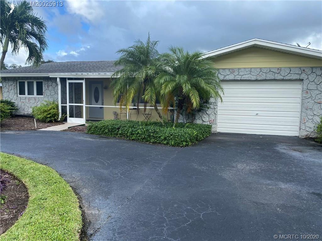 601 SW Pine Tree Lane, Palm City, FL 34990 - #: M20025913