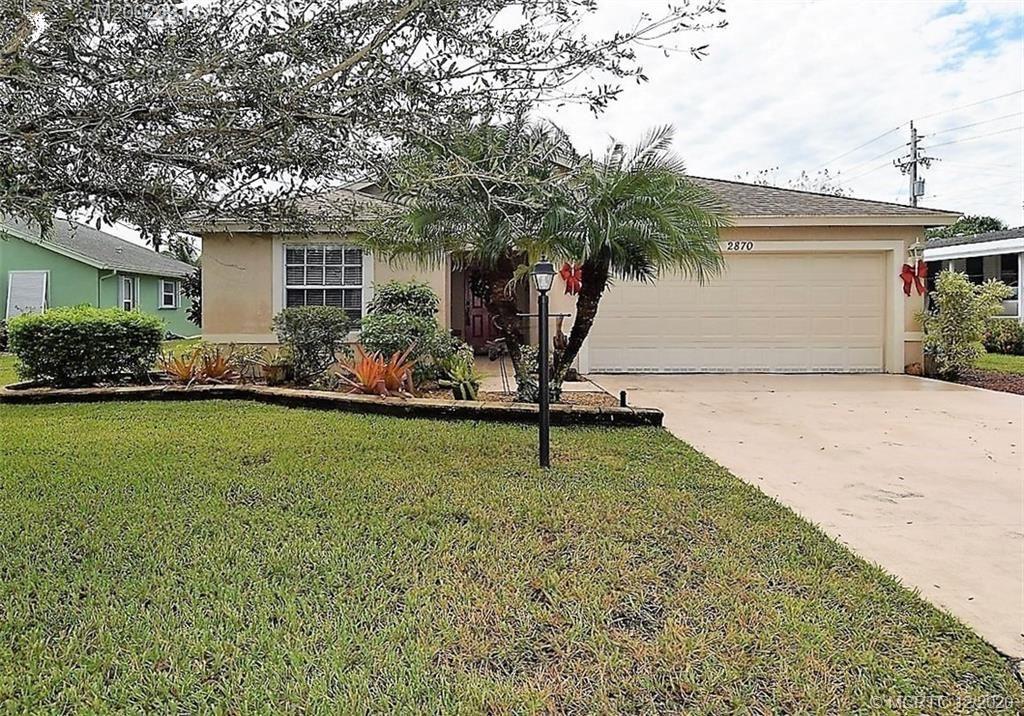2870 SW Versailles Terrace, Stuart, FL 34997 - MLS#: M20026913