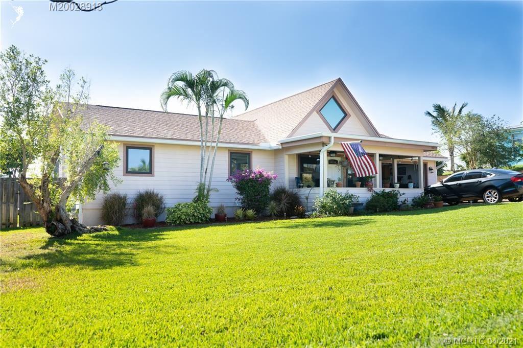 1072 NE Santa Cruz Drive, Jensen Beach, FL 34957 - #: M20028913