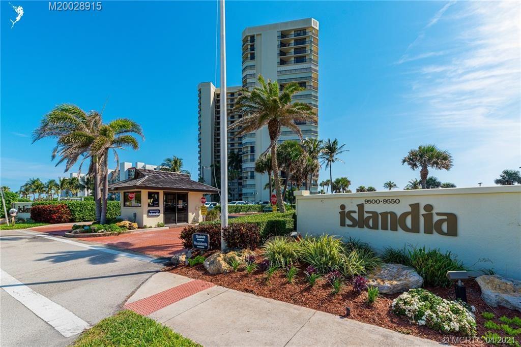 9500 S Ocean Drive #310, Jensen Beach, FL 34957 - MLS#: M20028915