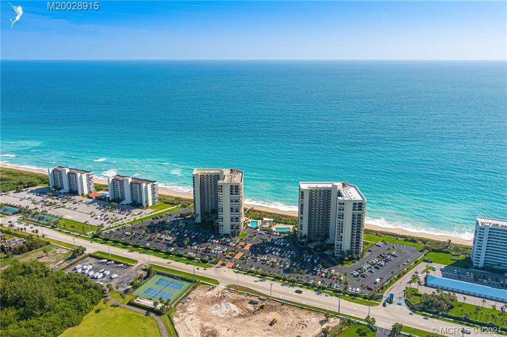 Photo of 9500 S Ocean Drive #310, Jensen Beach, FL 34957 (MLS # M20028915)