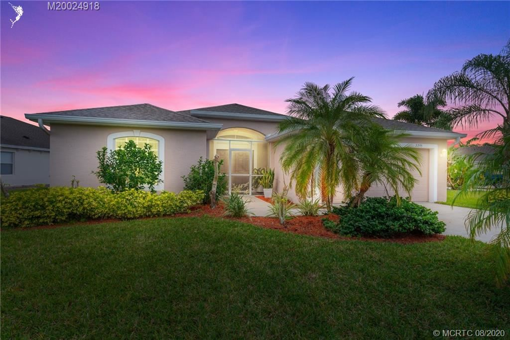 2295 NW Tulip Way, Jensen Beach, FL 34957 - #: M20024918