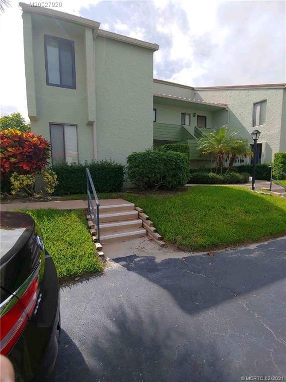5443 SE Miles Grant Road #D101, Stuart, FL 34997 - MLS#: M20027920