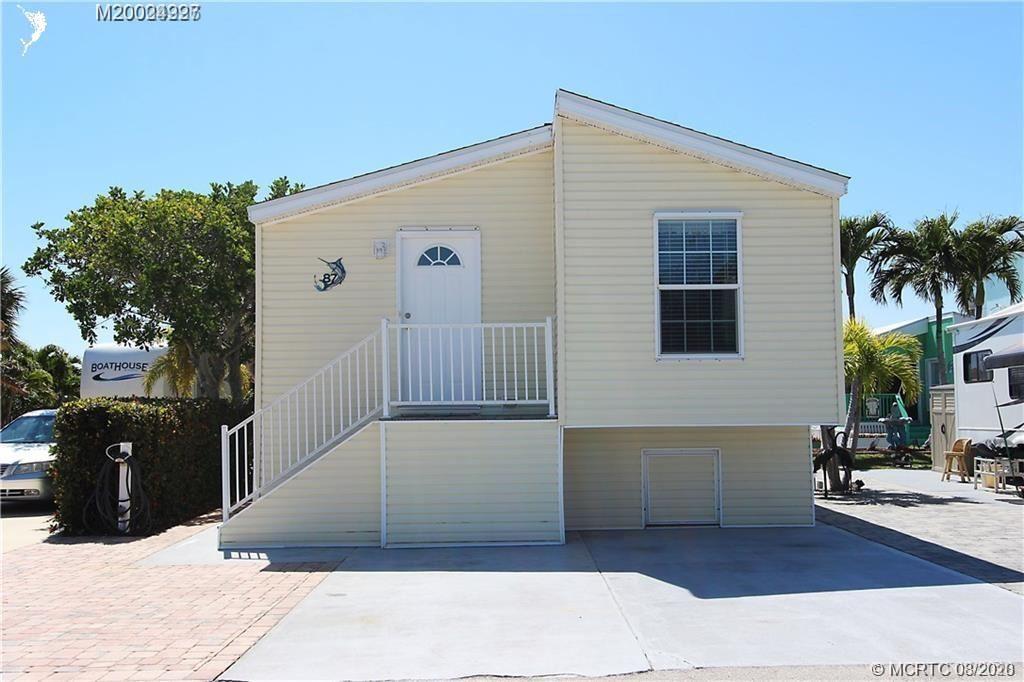 10851 S Ocean Drive #87, Jensen Beach, FL 34957 - #: M20024927