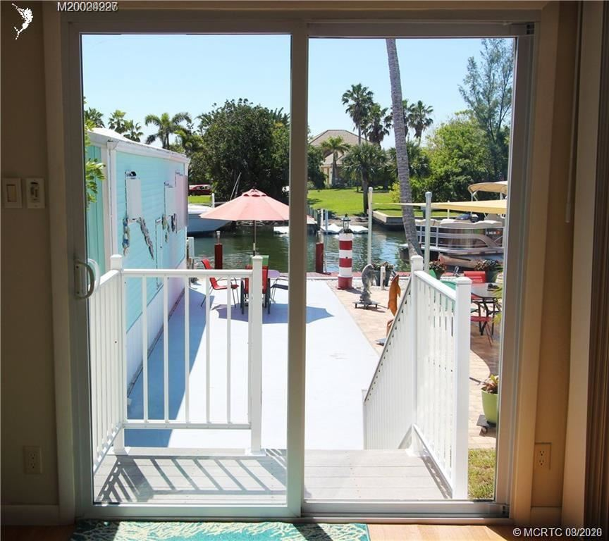 Photo of 10851 S Ocean Drive #87, Jensen Beach, FL 34957 (MLS # M20024927)