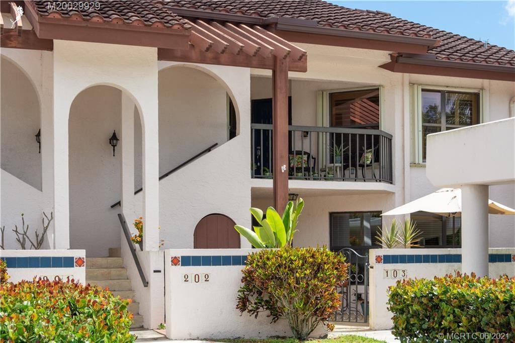 6110 SE Martinique Drive #202, Stuart, FL 34997 - #: M20029929