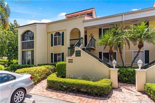 Photo of 12409 SE Harbour Ridge Boulevard 4-2 Boulevard, Palm City, FL 34950 (MLS # M20030932)