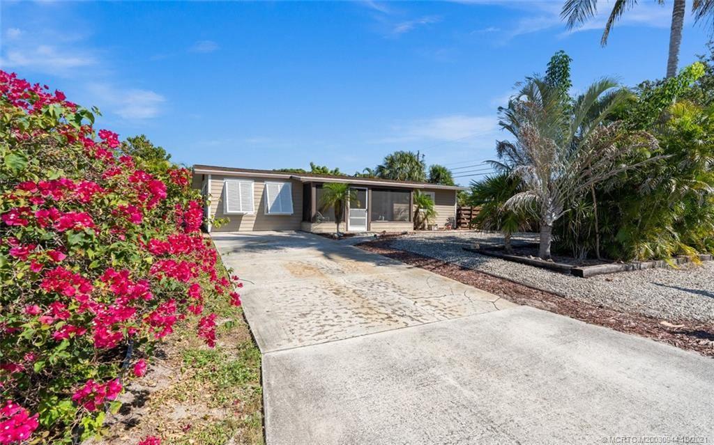1265 NE Flora Place, Jensen Beach, FL 34957 - #: M20030944