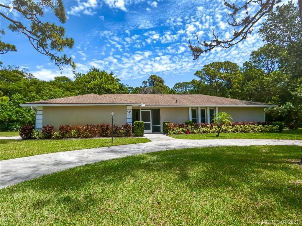 434 NE Acacia Place, Jensen Beach, FL 34957 - #: M20028946