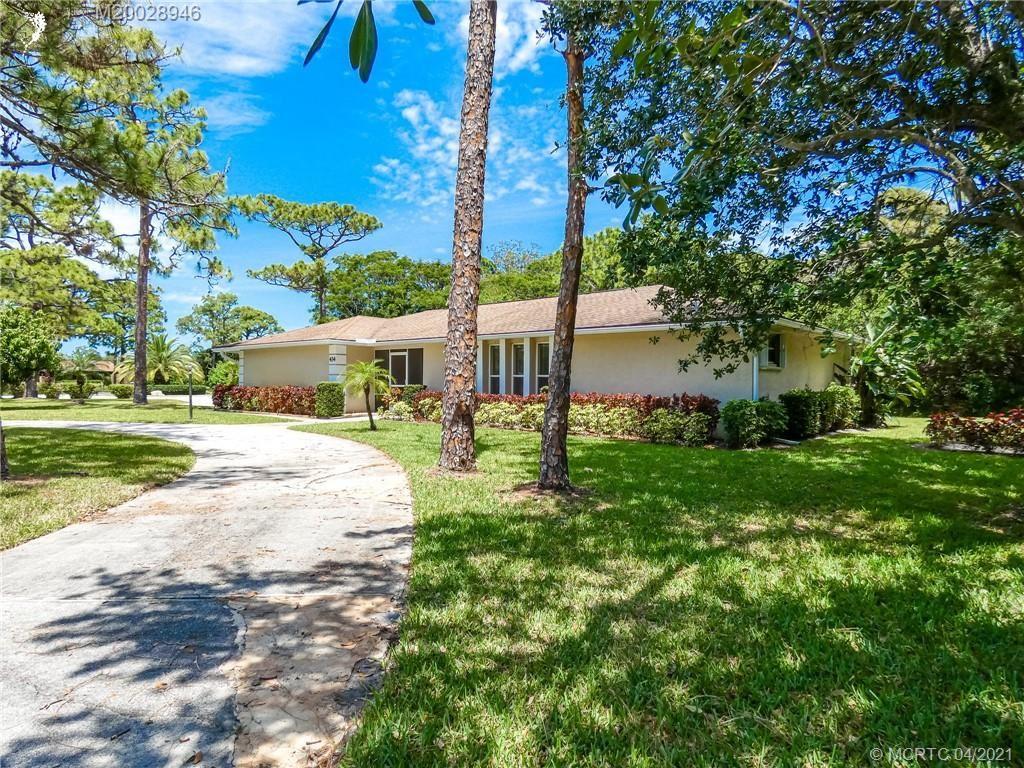 Photo of 434 NE Acacia Place, Jensen Beach, FL 34957 (MLS # M20028946)