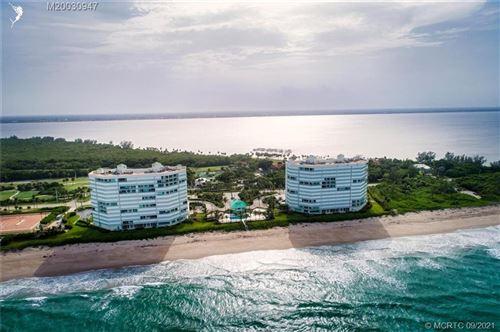 Photo of 8650 S Ocean Drive #1202, Jensen Beach, FL 34957 (MLS # M20030947)