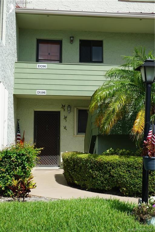 5443 SE Miles Grant Road #D206, Stuart, FL 34997 - #: M20029947