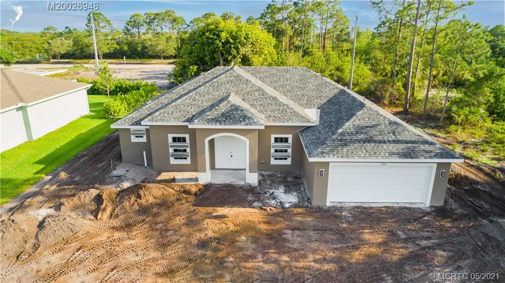 170 SW Pilsner Circle, Port Saint Lucie, FL 34953 - #: M20026948