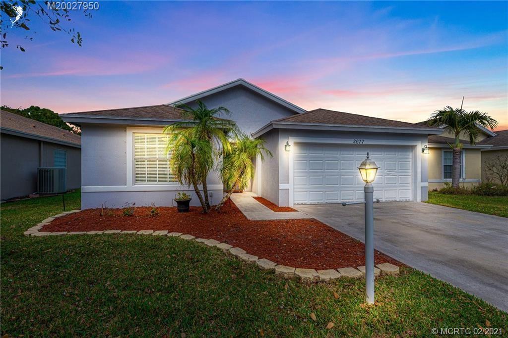 2677 SW Regency Road, Stuart, FL 34997 - #: M20027950