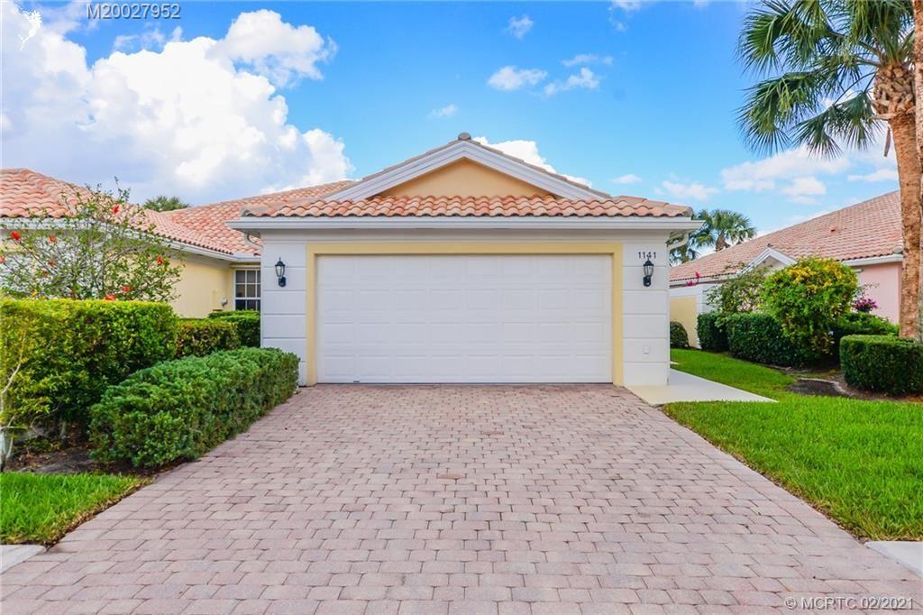1141 SW Balmoral Trace, Stuart, FL 34997 - MLS#: M20027952