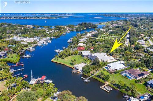 Photo of 2837 SE Saint Lucie Boulevard, Stuart, FL 34994 (MLS # M20028953)