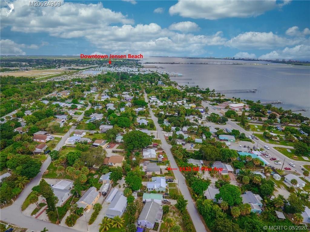 Photo of 2432 NE Pine Avenue, Jensen Beach, FL 34957 (MLS # M20024953)