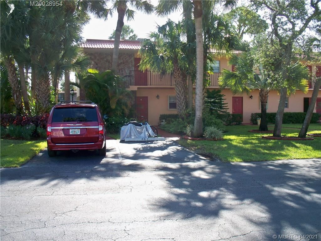 1997 SW Palm City Road #48 F, Stuart, FL 34994 - #: M20028954