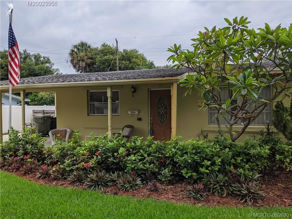 506 SW South River Point Drive, Stuart, FL 34994 - #: M20023956