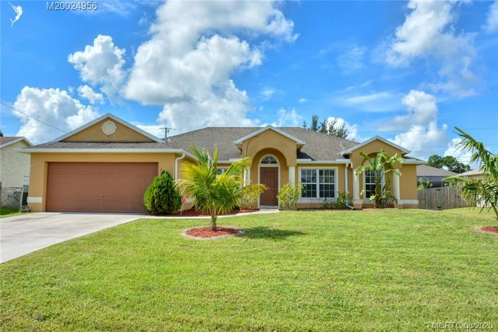 1034 SW Dartmouth Avenue, Port Saint Lucie, FL 34953 - #: M20024956
